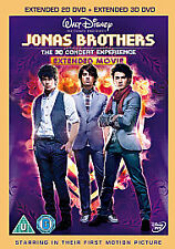 Jonas Brothers: The 3-D Concert Experience [DVD], Very Good DVD, Taylor Swift, J