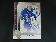 2016-17 UD Artifacts #36 Ryan Miller Vancouver Canucks
