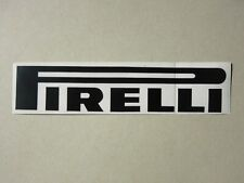 auto-collant PIRELLI sticker