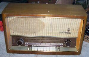 Vintage Grundig 3192U Stereo Tube Type Radio Made in Germany