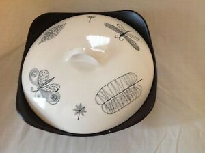 MIDWINTER NATURE STUDY LIDDED TUREEN VEGETABLE DISH VERY GOOD CONDITION