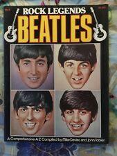 The Beatles Rock Legends, A-Z Magazine, Davies & Tobler, Rare, Excellent