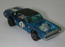 Redline Hotwheels Blue 1970 Tnt Bird oc12012