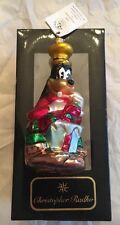 Disney Radko 96Dis-05 Goofy Surprise Christmas Ornament with Tags original & box