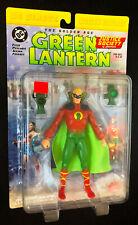 DC DIRECT (2000) -- Golden Age GREEN LANTERN Action Figure (JSA) -- On Card