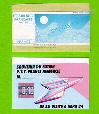 Frankreich * France * ATM Specimen * Logitecnica * Automatenmarken * CVP * Frama