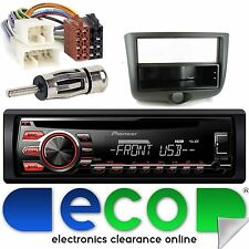 Toyota Yaris 2003-06 Pioneer CD MP3 USB Aux Android Car Radio Stereo Fitting Kit