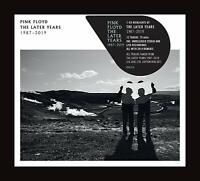 Pink Floyd The Later Years 1987 - 2019 (NEW CD)