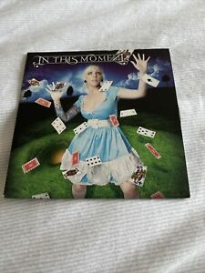 In This Moment The Dream PROMO CD Forever Violet Skies