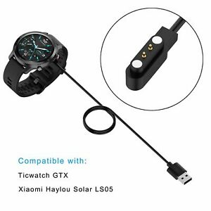 Cradle Fast Charging Cord Station USB Cable Dock For Xiaomi Haylou Solar LS05