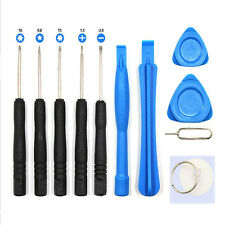 11 in1 Cell Phones Opening Pry Repair Tools Kit Screwdrivers For Smart phones;