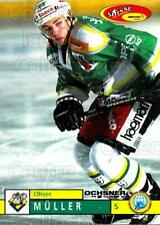 2002-03 Swiss Ice Hockey Cards #387 Oliver Muller