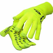 DeFeet Dura Full Finger Cycling/Bike Gloves Neon Yellow - X-Large (L)/23-25cm