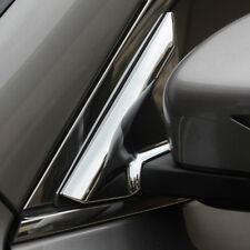 For Nissan X-Trail Rogue 2014 2015 Side Mirror Bracket A Pillar Moulding Cover