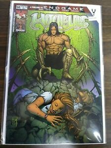 WITCHBLADE 58 & 59 VF/NM IMAGE PA14-204