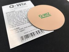 Q-Wiz Shaft Conditioner/Polisher - Pool Cue Care Smoothing Accessory