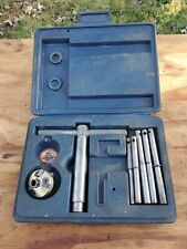Neway Valve Seat Cutter Used Set Small Engine Repair Tool Pilot 102w With Case