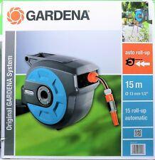 Gardena 8022-20 Comfort Wand-Schlauchbox 15 roll-up automatic - NEU und OVP