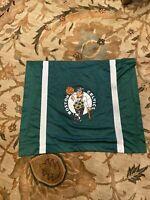 Boston Celtics Pillow Sham. Fits A Standard Pillow
