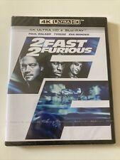 Universal Pictures Blu-ray 2 Fast 2 Furious (blu-ray 4k Ultra HD Blu-ray) 2003 F