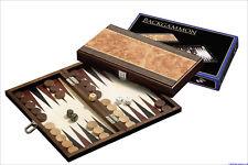 Backgammon modern edel Aufgemacht MODELL Korfu Medium ANGEBOT