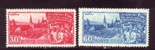 Russia 1948 Labor Day Scott 1222-1223 MNH
