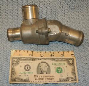 2003 - 2004 Mercury Marauder Thermostat Housing F6ZE-8A587-BA & F53E-8K528-CB