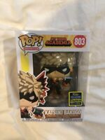 Funko Pop! MHA Katsuki Bakugo 2020 SDCC Hot Topic Shared Exclusive *IN HAND*