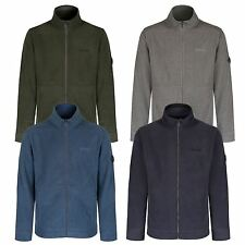 Regatta Mens Ultar Full Zip Thermal Microfleece Lightweight Jacket