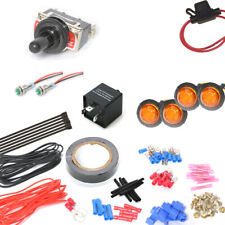 Universal Can-Am Turn Signal LED Marker Light Kit with On-Off-One Toggle Switch
