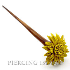 Exclusive Haarnadel Holz Edel Design Wood Hairpin HN133