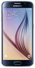 """Nuevo Teléfono Móvil Samsung Galaxy S6 5.1"""" 32GB 16MP Negro desbloqueado Sim Gratis"""