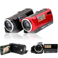 "HD 720P 16MP Mini Digital Video Camcorder Camera DV DVR 2.7"" TFT LCD 16x ZOOM"