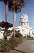 Cuba012 The Cuban Capitol Building 35mm Slide