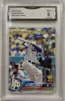 CODY BELLINGER ROOKIE CUP 2018 TOPPS GMA 9 Mint Future Stars #42 DODGERS
