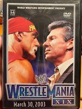 WWE - Wrestlemania XIX (DVD, 2003)