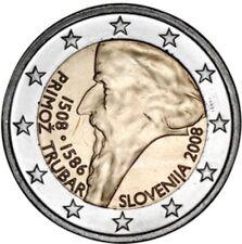 ESLOVENIA 2008 Commemorativa 2 EUROS S/C (leer todo el anuncio)