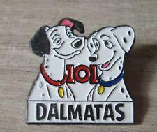PINS BADGE COLLECTION DISNEY 101 DALMATIANS