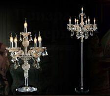 Lampe de table à cristal pour la maison