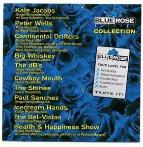 Various - Blue Rose Collection CD Comp 5045