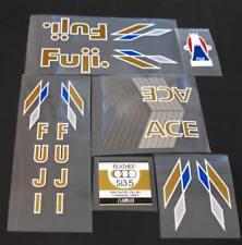Fuji Ace Bicycle Decal Set (sku Fuji-S117)