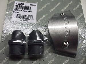 Raymarine ST4000 Mk2 Wheel Drive Spares Belt Clutch Lever Motor gearbox