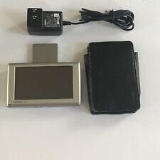 Garmin Nuvi GPS 660 NA Automotive Mountable w/Accessories Case Fast Shipping