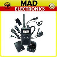 NEW UNIDEN UH950S HANDHELD UHF CB RADIO 80 CHANNEL 5 WATT Waterproof MASTERSCAN