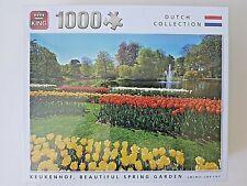 King Keukenhof 1000 Pcs Jigsaw Puzzle Dutch Collection SEALED