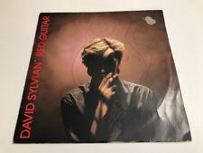 """David Sylvian - Red Guitar - Vinyl 7"""" Single - 1984 - VS 633 - VG+"""