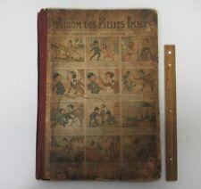 (1922) Album Des Belles Images Platinum Age (10x15) Hardcover Comic Book yz4388