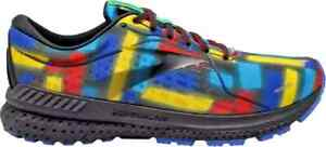 AUTHENTIC BROOKS ADRENALINE GTS 21 VICTORY Multicolor Running Shoe Men size