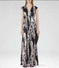 Reiss silk blend maxi dress, RRP £265 BNWT, gorgeous! UK 6
