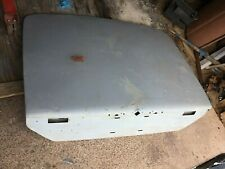 Jaguar XJ6, XJ12  1974-1979 Reconditioned boot or trunk Lid